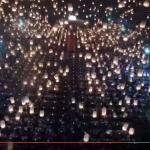 【幻想的】塔の上のラプンツェルのモデルとなったタイのコムローイ祭りはまさに絶景です!