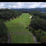 【絶景】ゴルフ場とドローンはとても相性がいいです(^^)