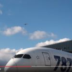 【画期的】ドローンで機体整備点検やってます