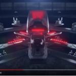 【超速】わずか1秒以内に時速130kmに達する超速ドローンは超かっこいい!!